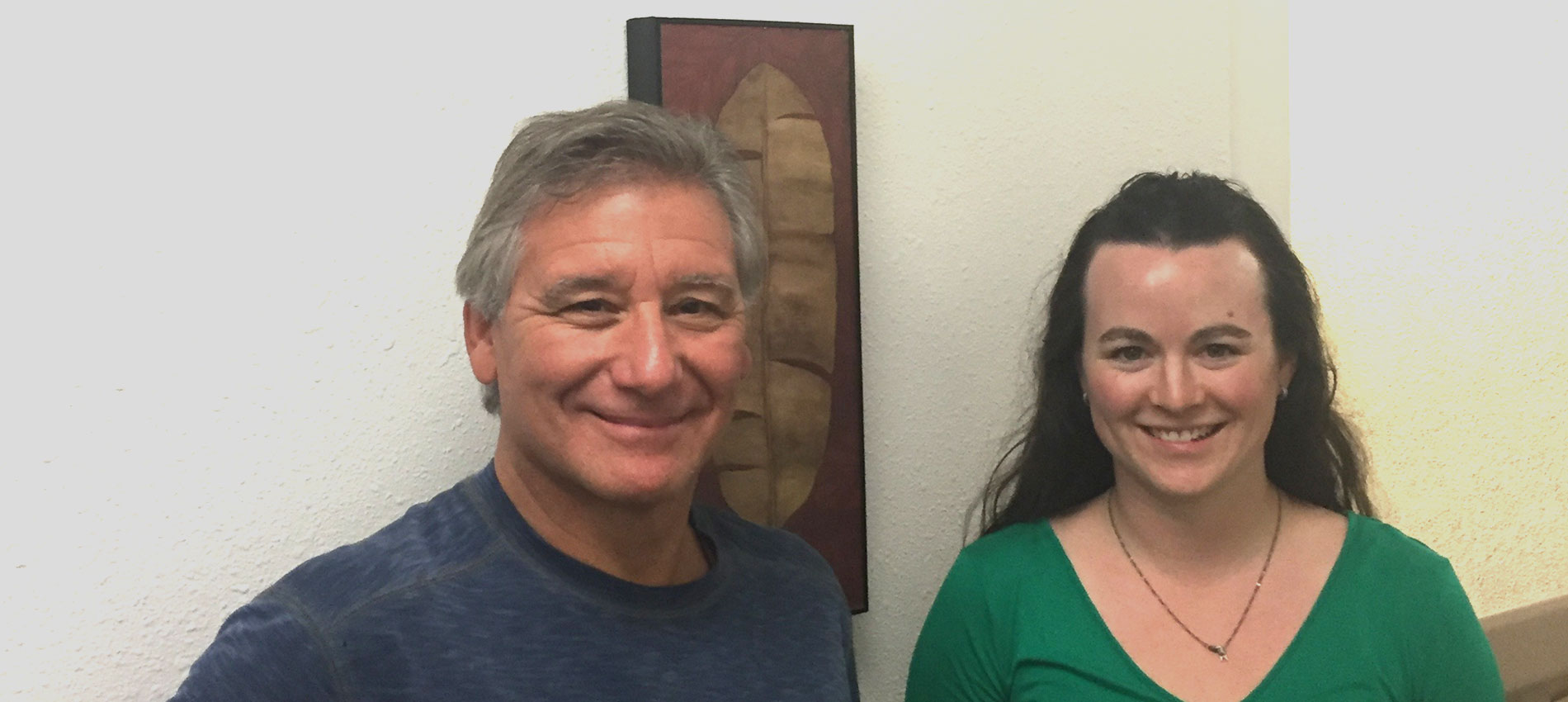 Drs. Robyn Moreau & Tom Martin welcome you to Kelowna Family Dental